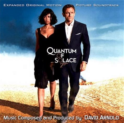 quantum of solace film music quantum of solace soundtrack expanded by david arnold