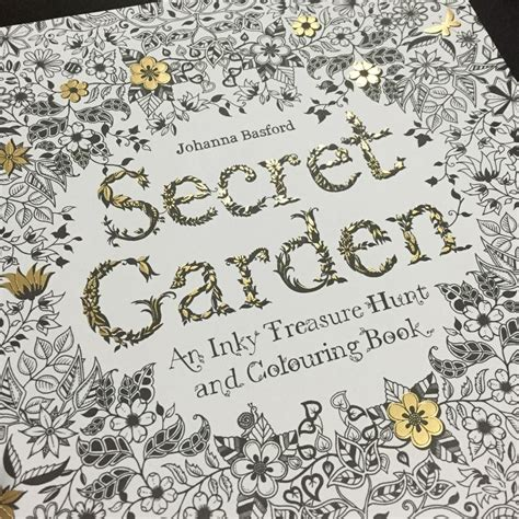secret garden colouring book kmart a brief history of coloring books