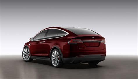 Tesla Model X Options Tesla Model X Buyers Now Picking Colors And More
