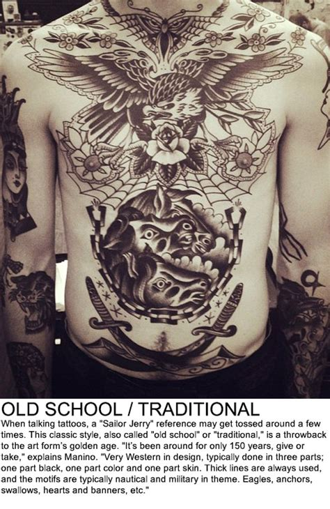 tattoos styles styles types of tattoos