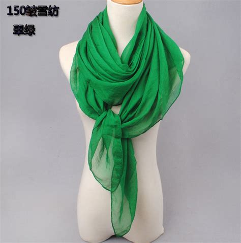 chiffon silk scarves wholesale china scarf