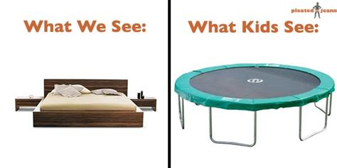 seeing things a kids kids see things differently than adults