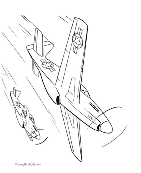 jet plane coloring pages coloring home