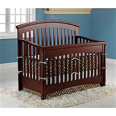 Shermag Regency Deluxe Convertible Crib Cherry Sale Shermag Convertible Crib
