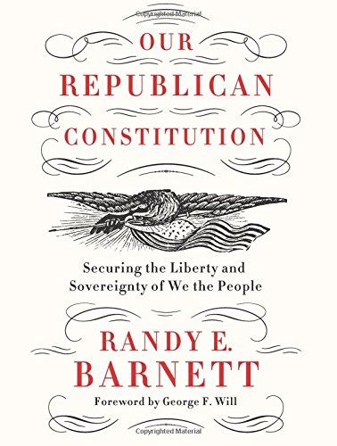 we republicans books a book review by donald maccuish our republican constitution