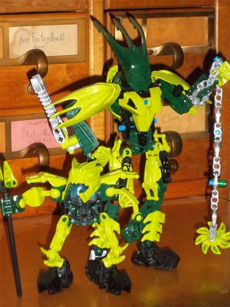 Stiletto Jungle October Reader Contest Winner by Downtime Moc 2 Jungle Glatorian And Agori Bionicle