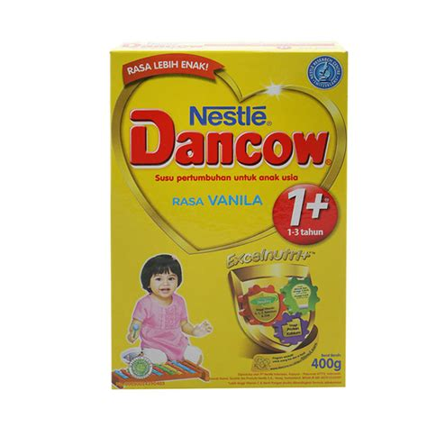 Dancow Bayi jual dancow 1 formula vanila 400 g
