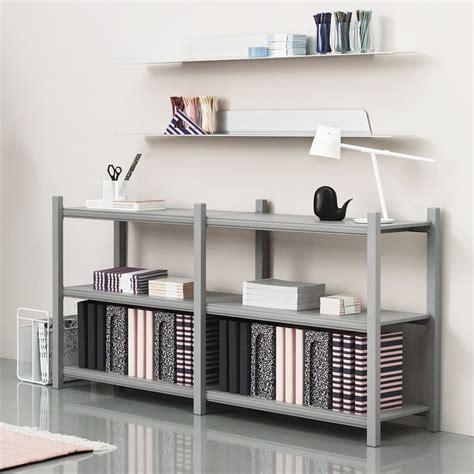 libreria con mensole work libreria mobile multifunzionale normann
