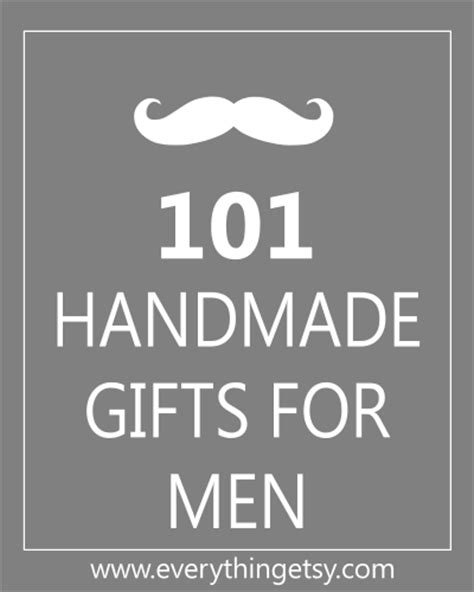101 Handmade Gifts For - 101 handmade gifts for everything etsy crafts