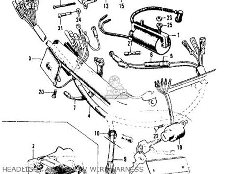 50cc scooter wiring diagram 50cc free engine image for