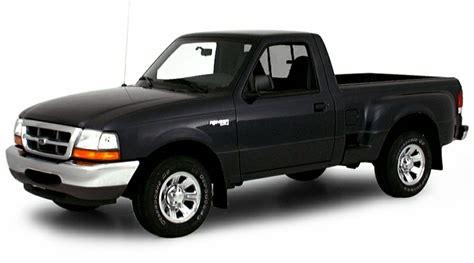2000 ford ranger information