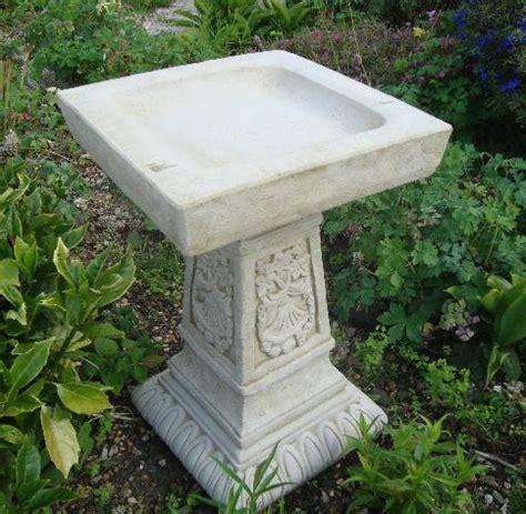 adorn stoneware jubilee bird bath adw1012 adw1012