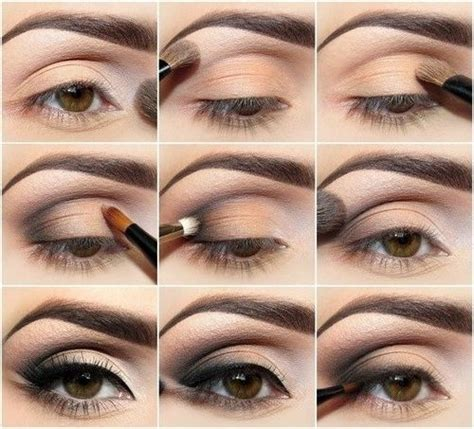 tutorial make up occhi scuri tutorial make up occhi marroni