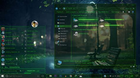 pc glass themes best windows 10 transparent theme for all version of win