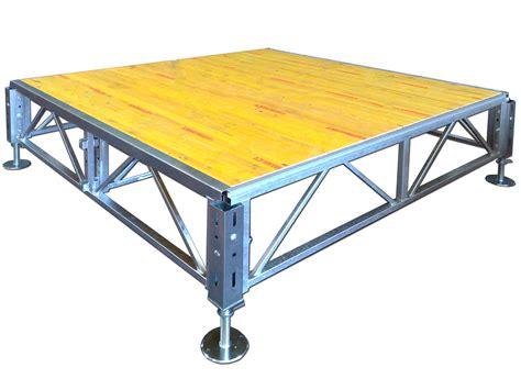 pedane palco md accessories made italy palchi palco stage decks