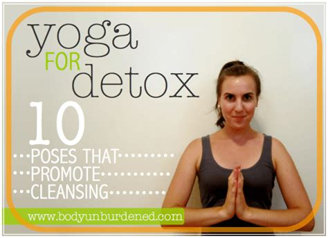 Detox Poses by For Detox 10 Poses That Promote Cleansing