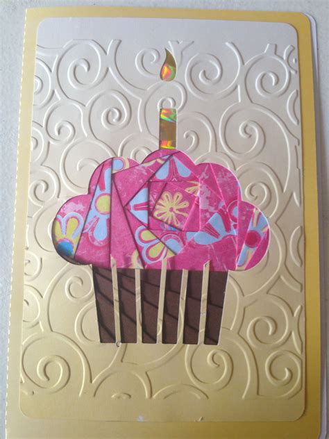 iris card templates iris folding cupcake card crafts iris are folding