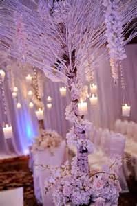 Winter Wonderland Wedding Decoration Ideas - 35 breathtaking winter wonderland inspired wedding ideas