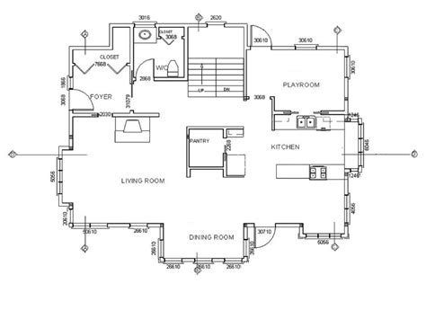 Plan Section Drawing by How To Draw A House Plan Electrical Drawing Software How