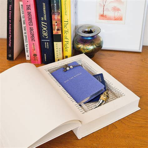 safe books secret book safe 37 of the best diy gifts for college