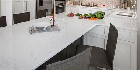 Comptoir De Cuisine Quartz Blanc by Comptoirs Quartz