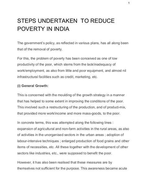 Causes Of Poverty In India Essay by Reduce Poverty In India Essay Writinggroups75 Web Fc2