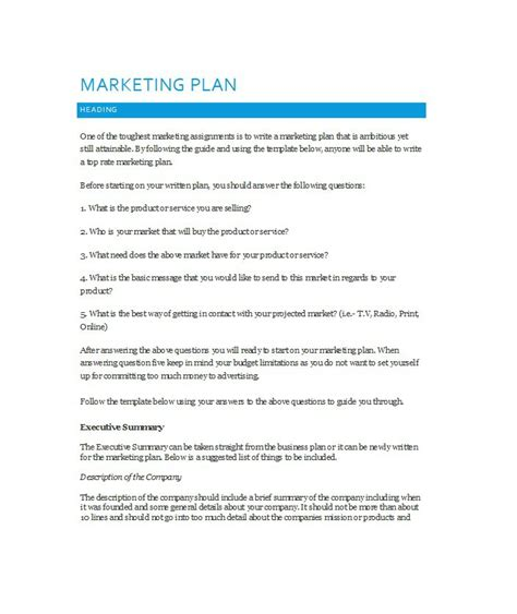 publicity strategy template template for marketing strategy free template www imgkid
