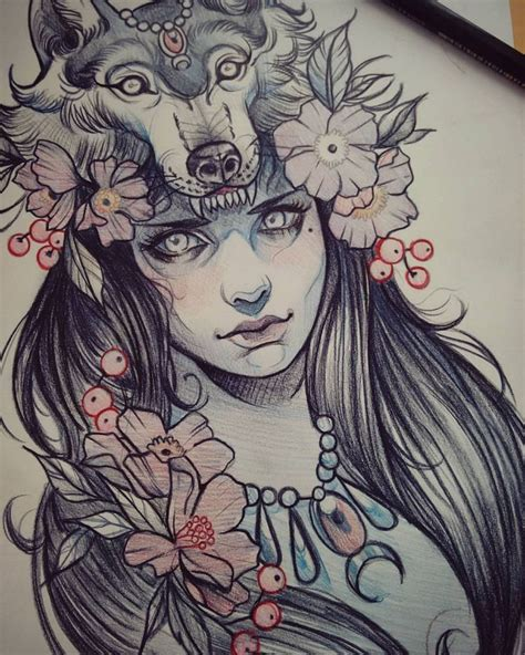 tattoo girl sketch 842 best tattoo sketches images on pinterest tattoo