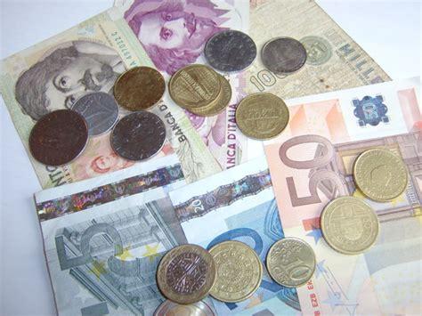 cambio lire d italia cambio lira ancora in tempo per l unione dei