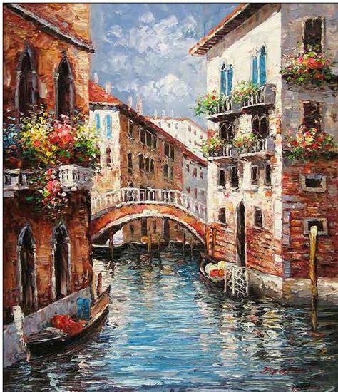 Country Home Decor Catalogs venice oil painting venice oil paintings cities oil