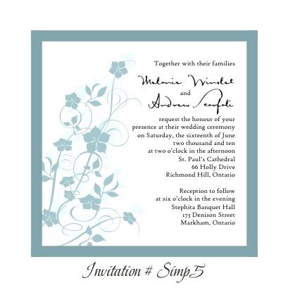 stephita wedding invitations wedding invitation simp5 autograph lanier high tower