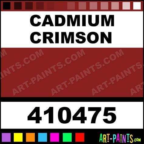 cadmium color cadmium crimson color paints 410475 cadmium