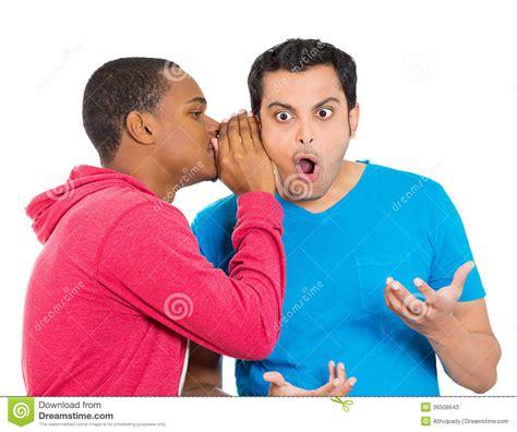 gossip head office office gossip rumors surprised guy stock photos image