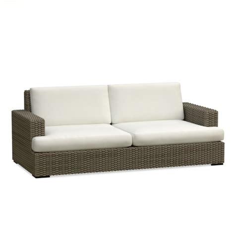 kentfield outdoor sofa williams sonoma