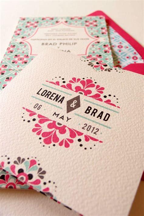 mexico wedding invitations mexican wedding invitations 171 lizzy b 2494854 weddbook