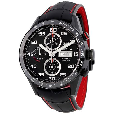 tag heuer carrera tag heuer carrera chronograph automatic men s watch cv2a81