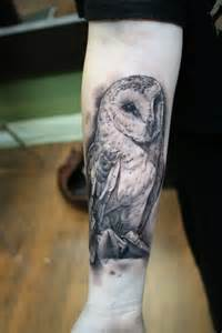 amazing realism owl tattoo interesting pinterest