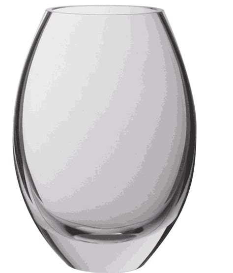Oval Vase by Buy Dartington Opus Small Oval Vase