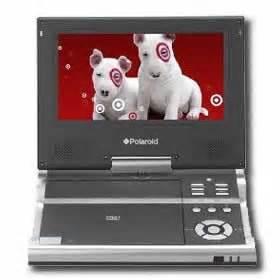 Polaroid Dpa 08040b Portable Dvd Player User Manual