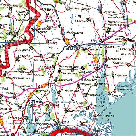 ua map ukrainian road map server coordinate f08