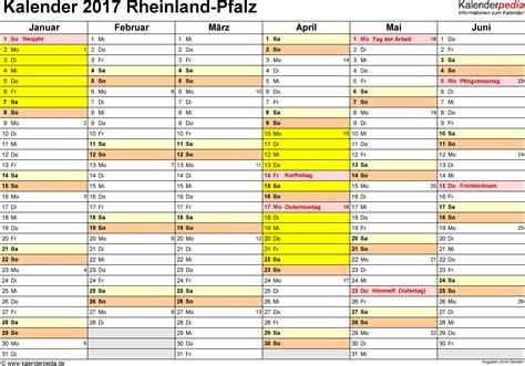 Kalender 2018 Pdf Rlp Kalender 2017 Rheinland Pfalz Ferien Feiertage Pdf Vorlagen