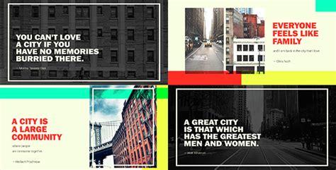 templates blogger urban urban spirit presentation abstract after effects