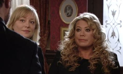 Sharons New Hair Colour Eastenders | eastenders 2015 11 things sharon mitchell s new curly