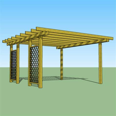 progettare un gazebo in legno pergola in legno 5x5 gazebo pompeiana per esterni