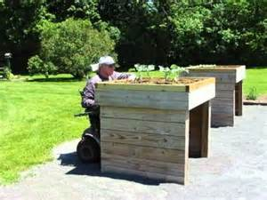 Make A Raised Garden Bed Out Of Pallets - raised garden beds youtube