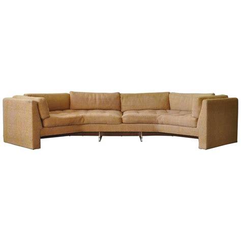 kagan sofa vladimir kagan omnibus sofa at 1stdibs