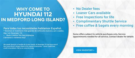 hyundai 112 in medford on island 112 auto