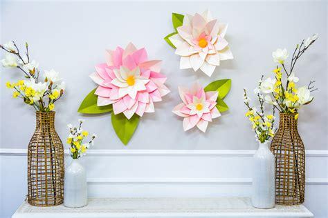 diy paper flowers hallmark channel