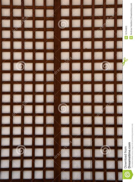 Paper Screens - japanese paper screen window shoji stock photos image
