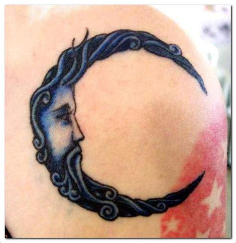 tattoo tribal moon 31 striking moon tattoo designs